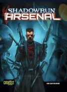 Arsenal Catalyst Reprint Cover (Front)