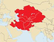 Kabul Maffiya, Map (customized map from ShadowHelix)