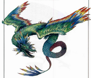 Feathered Serpent (Shadowrun Sourcebook, First Edition)