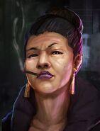 Kindly Auntie Cheng (Shadowrun, Hong Kong)