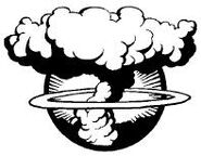 Red Hot Nukes, logo (FASA)