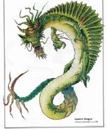 Eastern Dragon (Shadowrun Sourcebook, First Edition)