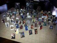 Cardstock miniatures sr