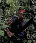 Laiya ganger (Shadowrun, 10 Gangs)