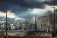 Slum of Harburg (Pegasus Games)