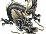 Dragon under the Sea Triad