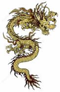 Golden Dragon (Yevgen Kachurin, Dreamstime.com)