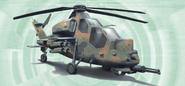T-129 Mongoose (Shadowrun Sourcebook, Euro War Antiques)
