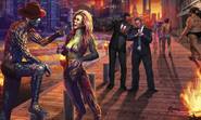 Metropole (Shadowrun Sourcebook, Shadow in Focus, City by Shadow Metropole)