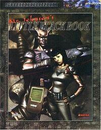 Source cover en Mr Johnsons Little Black Book.jpg