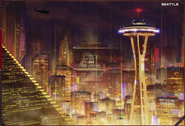 Seattle (Fifth Edition Core Rulebook)
