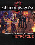 Shadows in Focus - City by Shadow Metropole Cover