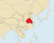 Henan (customized map from ShadowHelix)