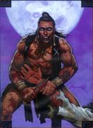Ontontin Blood Mage (Shadowrun Sourcebook, Aztlan)