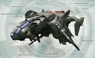 Aztechnology Paynal (Shadowrun Sourcebook, Miltech Spec)