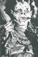 Cascade Ork (Shadowrun Sourcebook, 1st Ed)