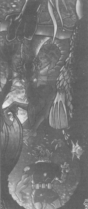 Great Leviathan the Sea Dragon from Shadowrun Sourcebook, Dragons of the Sixth World.png