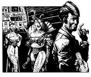 Yakuza, Image III (Shadowrun Sourcebook, Underworld)