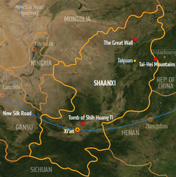 Shaanxi, map from Shadowrun Sourcebook, Sixth World Almanac.png