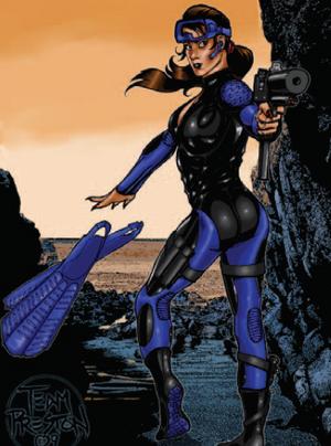 Los Hermanos del Mar from Shadowrun Sourcebook, 10 Gangs.png