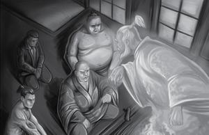 Yakuza from Shadowrun Sourcebook, Vice.png