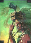Shaman of Quetzalquatl (Shadowrun Sourcebook Aztlan)
