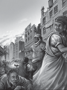 Area Boys, image (Shadowrun Sourcebook, Feral Cities)