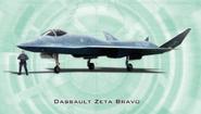 Aztechnology Zeta Bravo (Shadowrun Sourcebook, Miltech Spec 2)