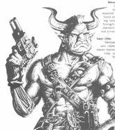Shadowrun Minotaur