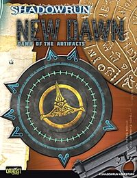Source cover en Dawn of the Artifacts New Dawn.jpg