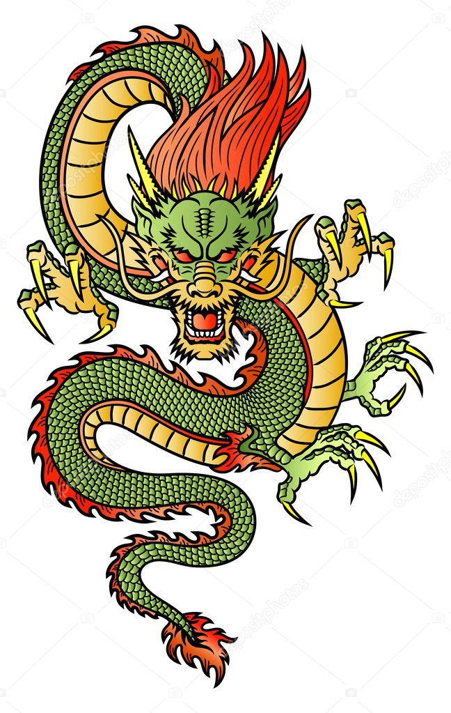 Dragon Tong
