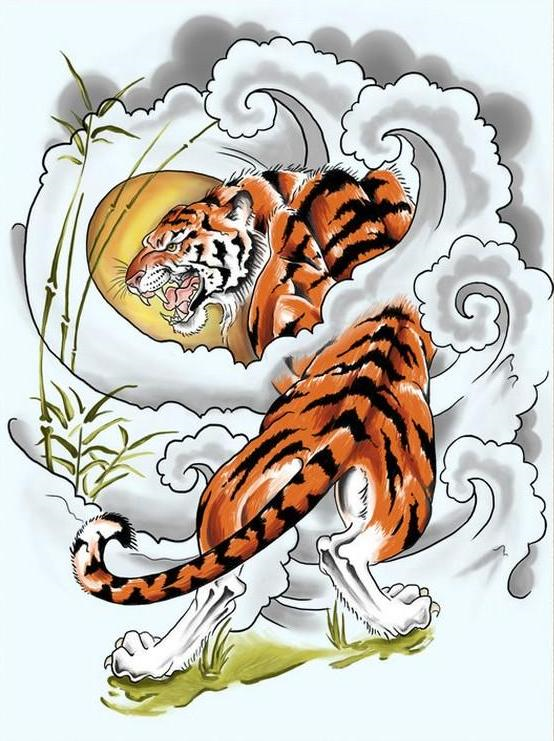 Nine Tigers Organization