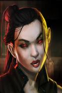 Ku Feng, vampire (Shadowrun, Hong Kong)