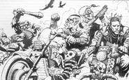 Biker Gangs from Shadowrun Sourcebook, Target - Awakened Lands