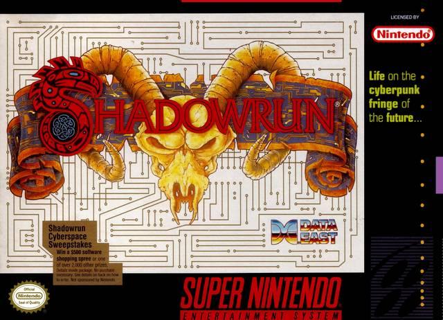 Shadowrun (SNES)