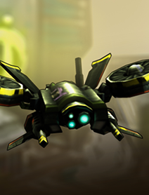Image Result For Class S Drones Dragonfall
