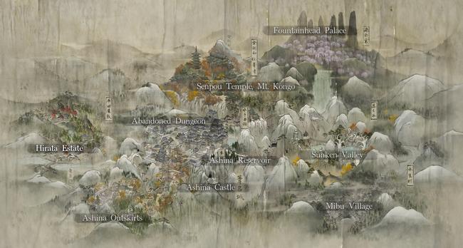 """""""Antique Map"""""""