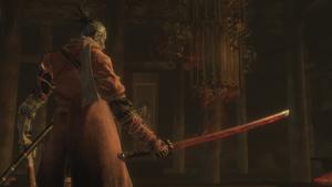 Sekiro Wields the Mortal Blade