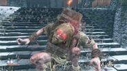 Sekiro Shadows Die Twice - Chained Ogre Boss Fight (Boss -2)