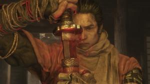 Sekiro Draws the Mortal Blade