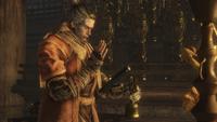 Sekiro Using Bell