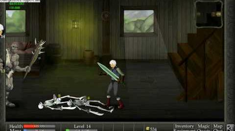 Shadowtale Quest -- Attack on the Mill.