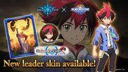 Shadowverse x Champion's Battle Leader Hiro