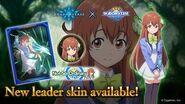Shadowverse x Champion's Battle Leader Mimori