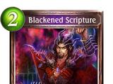 Blackened Scripture