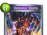Demonic Storm
