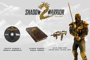 Shadow Warrior 2 Deluxe Banner