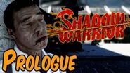 Shadow Warrior 2013 Walkthrough - Prologue Mr
