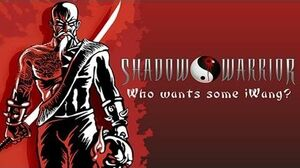 Official Shadow Warrior Launch Trailer