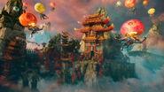 Gameplay video of shadow warrior 3-flyingenemies